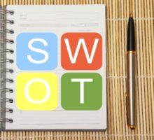 Vytvoření SWOT analýzy